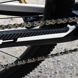 naklejki ochronne na rower
