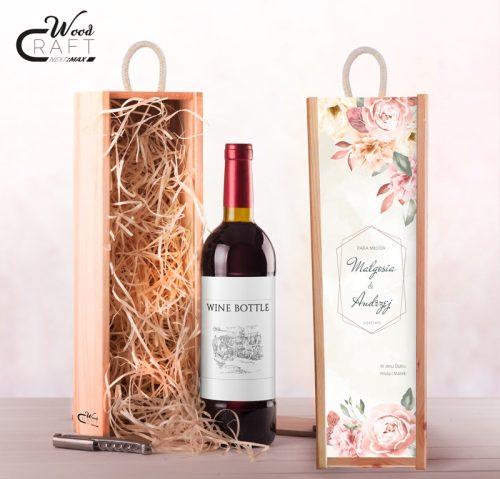 skrzynka na wino